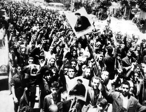واکنش مردم تهران به خبر دستگیری امام