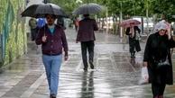 میانگین بارندگی در منطقه امامزاده جعفر به ۴۳۹ میلیمتر رسید