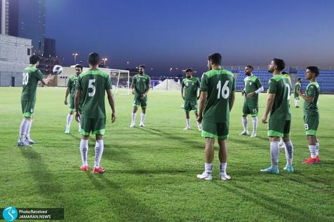 تست کرونای دوباره ملی پوشان فوتبال در آستانه دیدار با هنگ کنگ