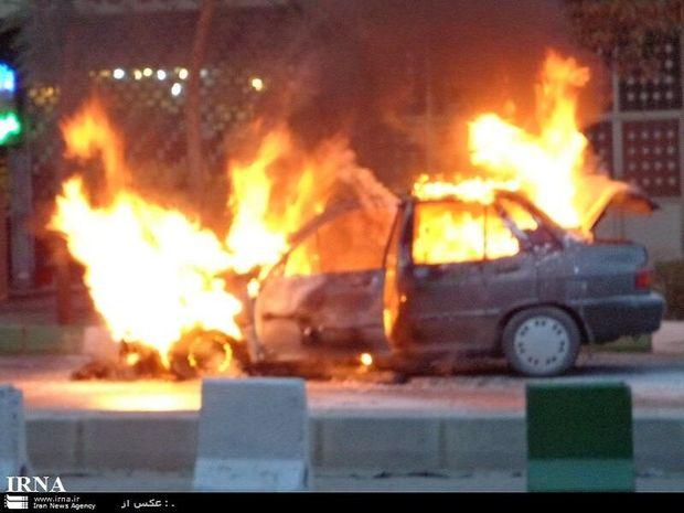 تصادف در کمربندی یاسوج ۳ کشته و ۳ مصدوم در پی داشت