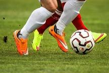 تیم فوتبال آلومینیوم اراک برق شیراز را شکست داد
