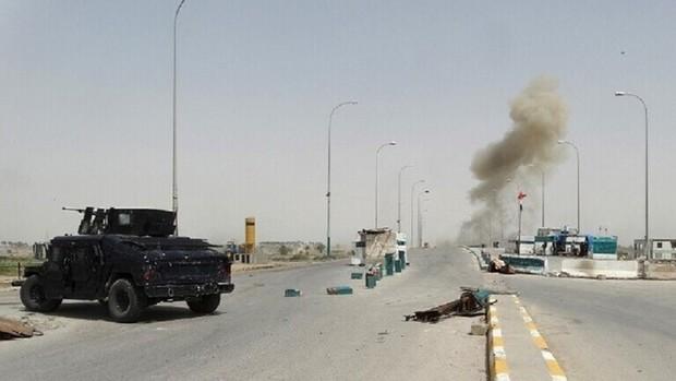 حمله به 2کاروان نظامی آمریکا در عراق