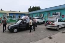 سالن های ورزشی و اردوگاه هابرای اسکان مسافران افزوده شدند