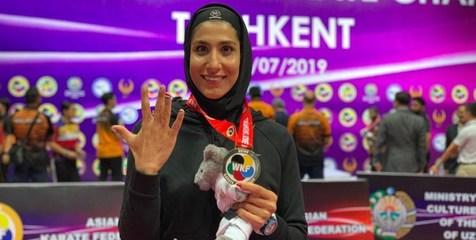 عباسعلی و اباذری برنز گرفتند، 2 نماینده ایران در جایگاه پنجم
