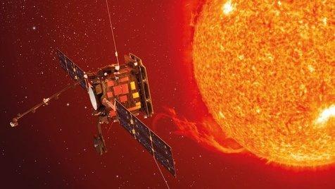 سفر 108 میلیون کیلومتری به سمت خورشید!