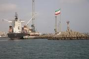 بزودی دهمین کشتی حامل گندم اهدایی هند به افغانستان در بندرچابهار پهلوگیری میکند