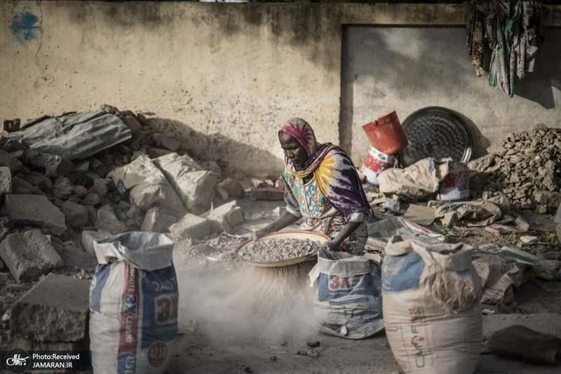 منتخب تصاویر امروز جهان- 27 فروردین 1400