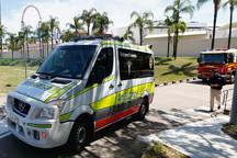 حمله خودرو به عابران پیاده این بار در سیدنی+ تصاویر