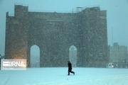 کاهش ۱۱ درجه ای دمای هوا در تبریز