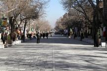 افتتاح نخستین پیاده راه قزوین تا قبل از نوروز 98