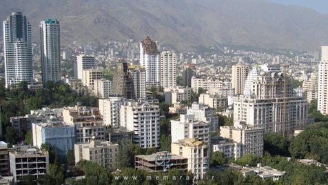 نرخ آپارتمان های کمتر از80متر در تهران+ جدول