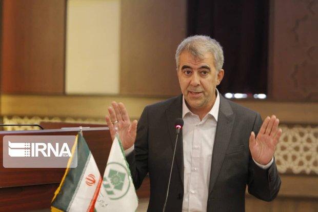 جانشین حاجتی در شورای شهر شیراز معارفه شد
