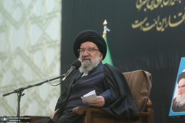احمد خاتمی هم پاسخ احمدی نژاد را داد