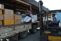 محموله کمک بهزیستی استان مرکزی به مناطق سیل زده ارسال شد