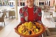 غذای مورد علاقه مادر رونالدو + عکس