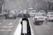 برف و باران اواسط هفته به مازندران بر می گردد