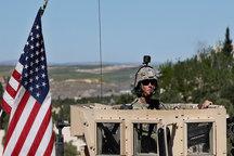 ارتش سوریه جلوی یک کاروان ارتش آمریکا را  در الحسکه گرفت