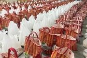 توزیع ۳۲ هزار بسته کمک معیشتی بین مددجویان کمیته امداد در خوزستان