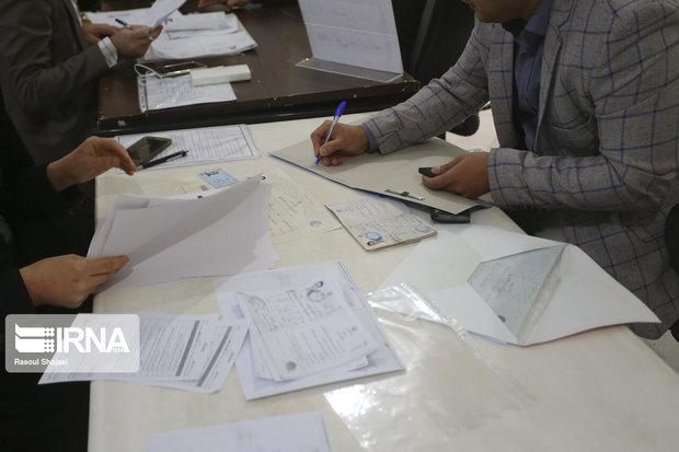شمار داوطلبان نمایندگی مجلس در  استان مرکزی به ۷۵ نفر رسید