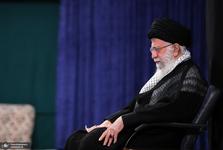 تسلیت رهبر انقلاب در پی درگذشت حاج محسن آقا قلهکی