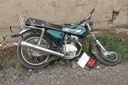 برخورد موتورسیکلت و کامیون در بوشهر یک کشته داشت