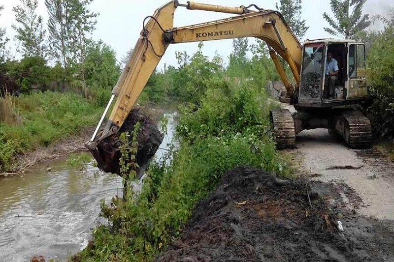 شناسایی13 نقطه حادثهخیز  در رودخانههای شیروان