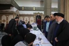 رییس بنیاد شهید: مشارکت مردم در انتخابات نشاندهنده دخیل بودن مردم در اداره امور است