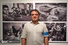 مجید سعیدی عکاس جنگ: تمام تلاش و مبارزه روشنفکران افغانستان با قدرت گرفتن طالبان بینتیجه میشود/ باید این روزها را در حافظه تاریخ ثبت کنیم