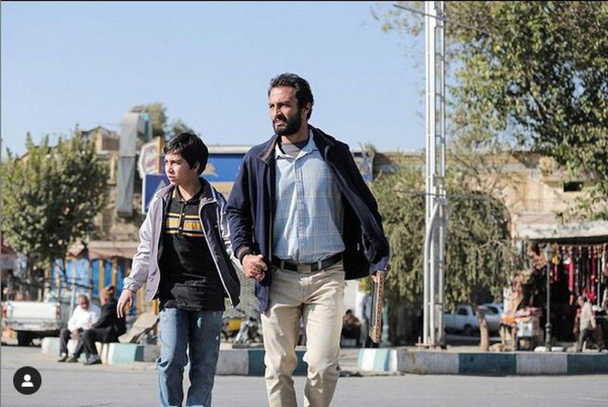عوامل فیلم «قهرمان» ساخته اصغر فرهادی در اختتامیه جشنواره کن+ویدیو