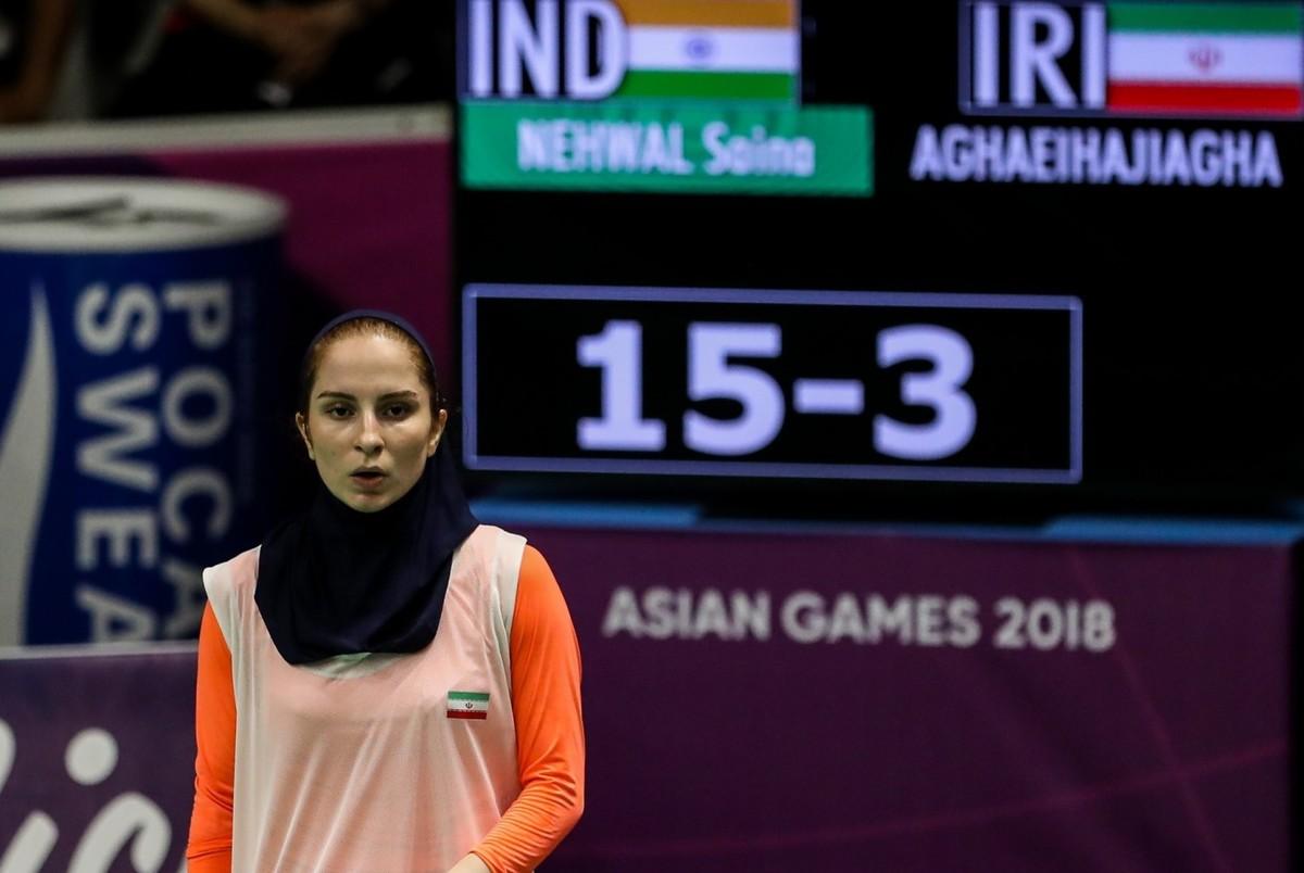 رکوردشکنی زنان ایرانی در المپیک/ ثریا آقایی راهی توکیو شد