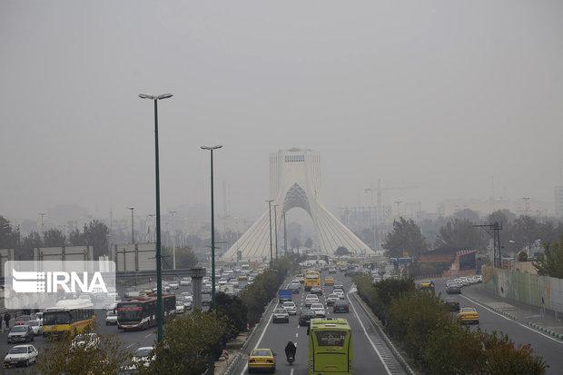 شهرداری تهران: عملکرد پلیس راهور باعث آلودگی هوای شهر شده است