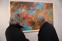 نمایشگاه نقاشی خط و خوشنویسی در ارومیه برپا شد