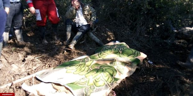 جسد پیرزن گلوگاهی مفقودی در سیل پیدا شد