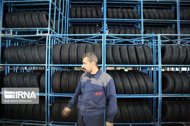 ۶۰ هزار حلقه لاستیک بین رانندگان کامیون در استان اردبیل توزیع شد