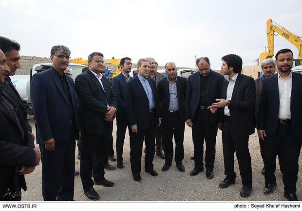 ۲۱میلیارد تومان برای خرید تجهیزات شرکت آب و فاضلاب استان بوشهر خریداری شد