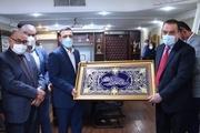 دیدار رییس فدراسیون فوتبال با وزیر ورزش و دبیرکل کمیته ملی المپیک افغانستان