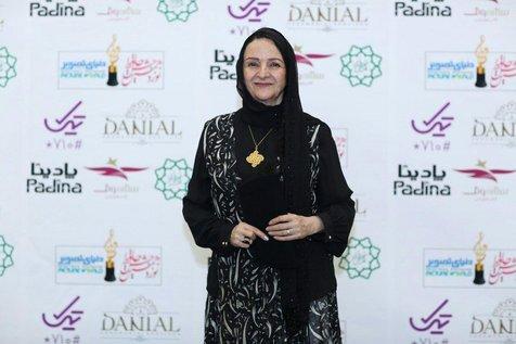گلاب آدینه در جشن حافظ/ عکس