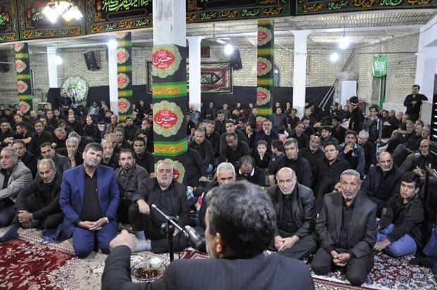 عاشورای حسینی،نشانگر مسیر درست زندگی در جامعه است