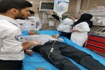 """شیوع بیماری ویروسی در روستای """"بندپی"""" نوشهر  مراجعه ۶۰ روستایی به بیمارستان"""