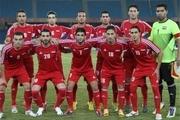 لیست تیم ملی فوتبال سوریه برای دیدار دوستانه با ایران+ عکس