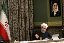 بیبیسی فارسی اظهارات رییسجمهور را تحریف کرد/ روحانی هرگز نگفت از پیک بیماری کرونا عبور کردهایم