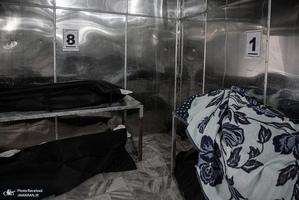منتخب تصاویر امروز جهان- 20 مرداد 1400 - مرگ کرونایی در مشهد