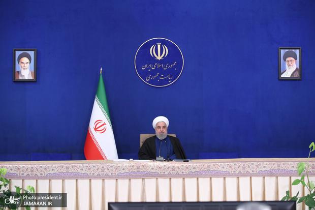 افتتاح طرح های ملی حوزه بهداشت و درمان با دستور رییس جمهور/ روحانی: دروغها را باد میبرد