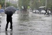 ۳۵.۵ میلیمتر بارندگی در « پرک » بافق ثبت شد