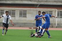 یک پیروزی و دو شکست نمایندگان گیلان درلیگ دسته دوم فوتبال