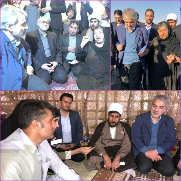 نوبخت: چطور میتوانم در تهران بنشینم و برای مردم مناطق محروم کشور برنامهریزی کنم؟
