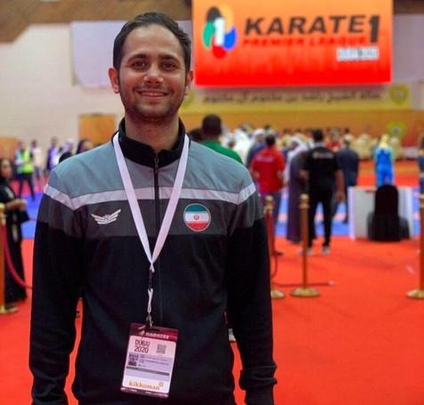 یک ایرانی مربی تیم ملی کاراته هنگ کنگ شد