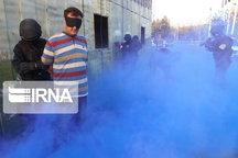 اجرای ۱۱۲ طرح ارتقای امنیت اجتماعی توسط پلیس در قزوین
