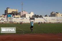 تیم فوتبال مس رفسنجان تیم قشقایی را در شیراز شکست داد