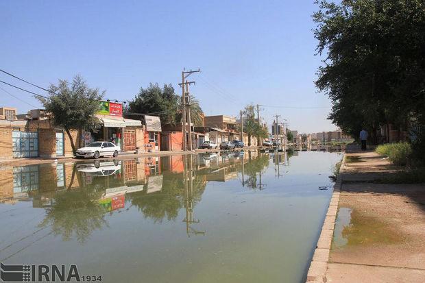 پیشنهاد استفاده از ظرفیتهای بینالمللی برای حل معضلات فاضلاب خوزستان